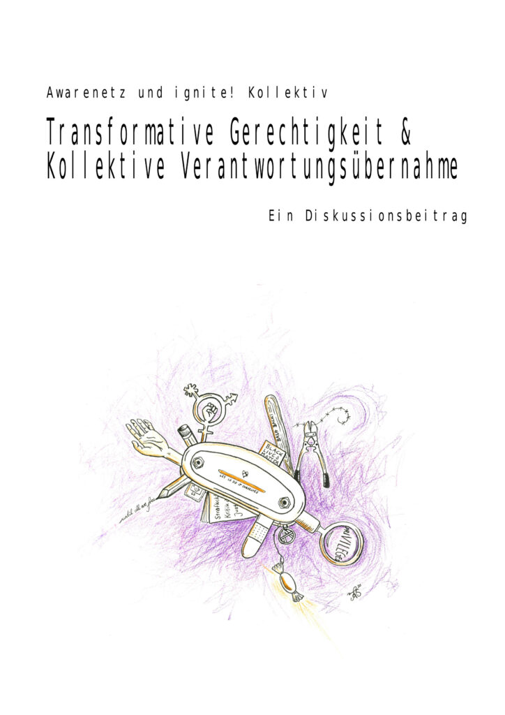 Cover der Broschüre